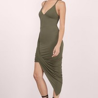 Palermo Wrap Dress