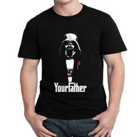 The Yourfather Starwars T Shirt for Men