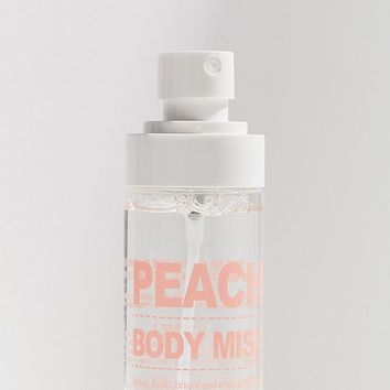 HELLO EVERYBODY Peach Body Mist | Urban Outfitters