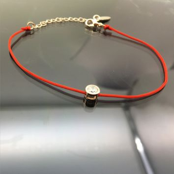 Selling the bracelet bracelet, zircon a drill string, simple round diamond bracelet