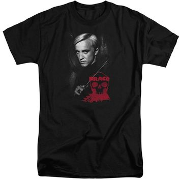 Harry Potter - Draco Portrait Short Sleeve Adult Tall Shirt Officially Licensed T-Shirt