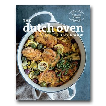 Williams Sonoma Test Kitchen Dutch Oven Cookbook
