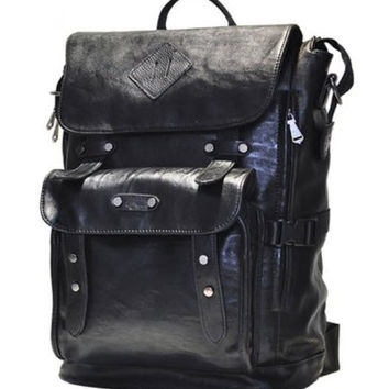 Backpack - Mooney - Bags - Men - Modekungen