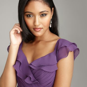Allure Bridesmaids 1304 In Stock Size 12