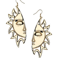 Half Sun Drop Earrings - Jewellery - Bags & Accessories - Topshop