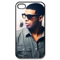 Popular Drake iPhone 4/4s Case Hard Back Cover Case for iPhone 4/4s