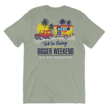 We're Going To Need A Bigger Weekend Old Bay Cooler (Bay) / Shirt