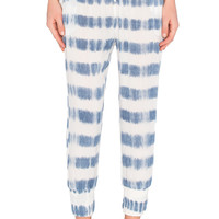 AMUSE SOCIETY Coco Pant in Indy Blue