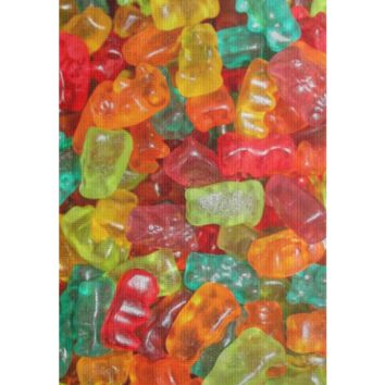 Gummies Yoga Mat