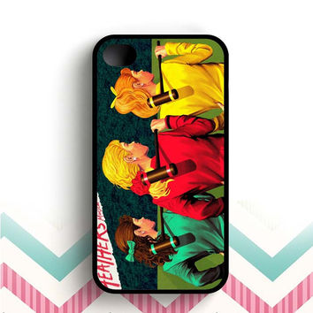 HEATHERS BROADWAY MUSICAL HOME GIRL  iPhone 4 and 4s case