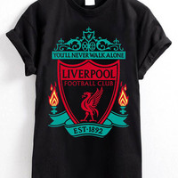 You'll Never Walk Alone Liverpool T Shirt