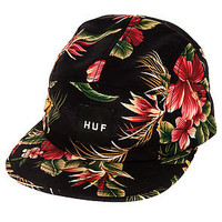HUF The Hawaiian Hat in Black Blossum : Karmaloop.com - Global Concrete Culture
