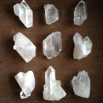 Medium Clear Quartz Crystal