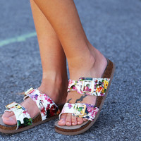 Brando By Madden Girl {Floral}
