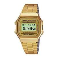 CASIO The Medium Digital Watch in Gold
