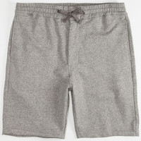 Levi's Mens Marled Shorts Grey  In Sizes