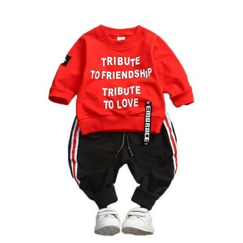 Tribute To Friendship. Tribute To Love Baby Kid Child Toddler Newborn Outfit