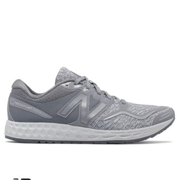 New Balance Steel/Arctic Fox Veniz Athletic Shoes, Nursing Sneakers