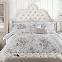 """Tufted headboard """"Millie"""" with rhinestone nails and buttons, made to order"""