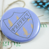 "Ravenclaw Prefect 1.5"" Pin - Book Colors"