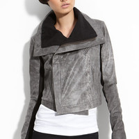Veda 'Max' Leather Jacket
