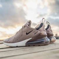 NIKE AIR MAX 270 Air cushion sport leisure running shoes
