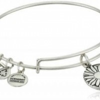 "Sell Online: Alex and Ani ""Because I Love You Daughter"" Bracelet @ Jewelry Wonder"