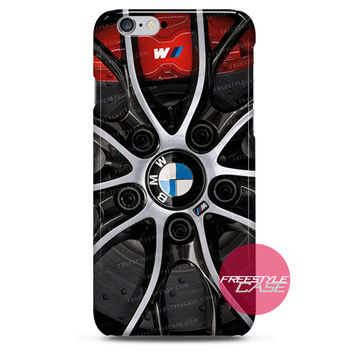 Bmw Tyre Sport Logo iPhone Case 3, 4, 5, 6 Cover