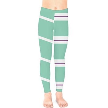 Kid's Vanellope Von Schweetz Wreck-It Ralph Inspired Leggings