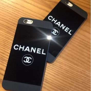 Chanel  Mirror Phone Case Shell For Iphone5/5s Iphone 6/6siphone 6p/ 6splusiphone 7 Iphone7plus