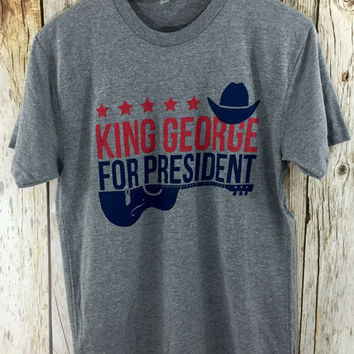 King George for Prez Tee