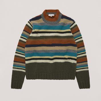 Plug Turtleneck Sweater in Candy