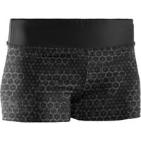 Under Armour Women's Sonic Printed Compression Shorts