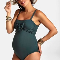 Women's Pez D'Or One-Piece Maternity Swimsuit