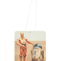 Star Wars Droids Air Freshener