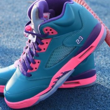 Girls Air Jordan 5 Retro