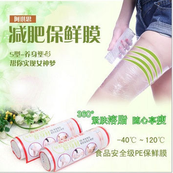Household Weights lose Shape-Up Leg Arm slim Thigh Calf Powerful Fat Reducing corset Film = 1929841220