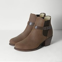 Rag & Bone - Durham Boot, Brown