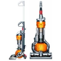 Dyson DC24 Compact Multi-Floor Upright Vacuum (Yellow)