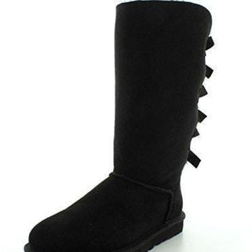 UGG Australia Womens Bailey Bow Tall Boot