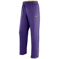 LSU Tigers Nike Warp KO Performance Sweatpants – Purple