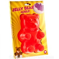 Gummy Bear Gelatin Mold