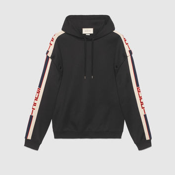 Gucci Sweat-shirt en jersey technique