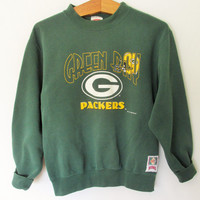 Vintage 1990s Green Bay Packer Sweatshirt