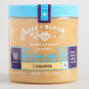 Buzz & Bloom Spreadable Cinnamon Honey