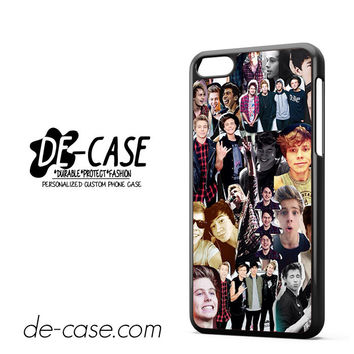 5 Seconds Of Summer 5SOS 5 SOS Collage For Iphone 5C Case Phone Case Gift Present YO