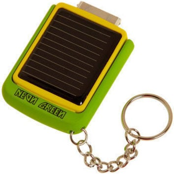 You've Got the Power Solar iPhone Charger | Mod Retro Vintage Electronics | ModCloth.com