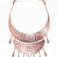 COPPER MOUNTAIN TRIBE NECKLACE
