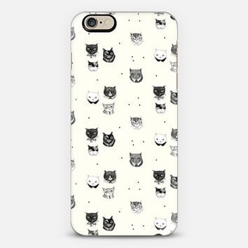 promo code 2578c dd058 Yellow Cat Heads iPhone 6s case by Mai Ly Degnan | Casetify
