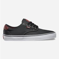 Vans Chima Ferguson Pro Mens Shoes Tooled Leather Black  In Sizes